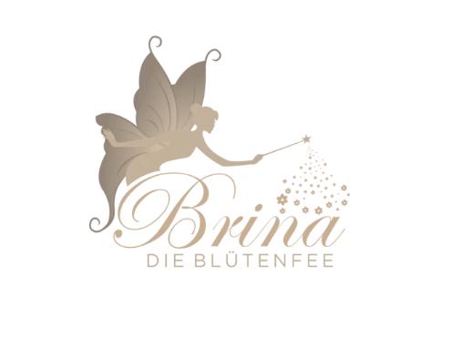 Brina Blütenfee Logo